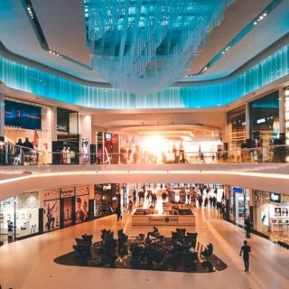 malls and stores